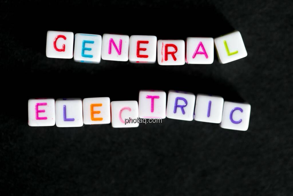 General Electric, © finanzmarktfoto.at/Martina Draper (01.06.2014)