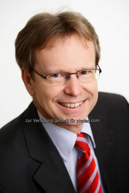 Peter Reichel, Geschäftsführung der OVE Service GmbH  (02.06.2014)