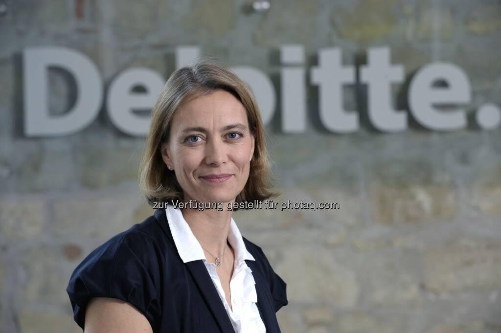 Margareta Holz (Partnerin Deloitte Österreich) - Eine aktuelle Umfrage von Deloitte, an der 123 Unternehmen teilnahmen, ergab, dass ein Drittel der befragten österreichischen Unternehmen bereits einmal Interimsmanager beauftragt hatten. (Bild: picco.at) (03.06.2014)