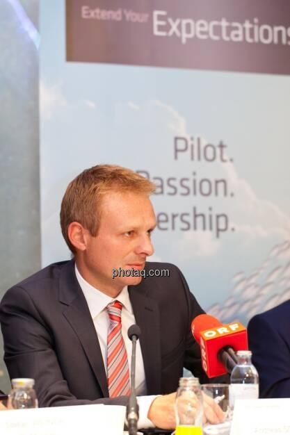 Andreas Schoberleitner (COO FACC), © photaq/Michi Mejta (04.06.2014)