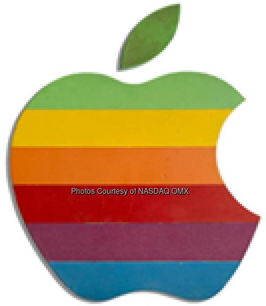 FridayFun for the Apple super fan - own a piece of Apple history. The signs are made of stiff foam and fiberglass, and were removed from Apple's Cupertino headquarters in 1997. They can be yours for a cool $15,00... Source: http://facebook.com/NASDAQ (07.06.2014)