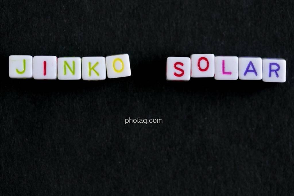 Jinko Solar, © finanzmarktfoto.at/Martina Draper (11.06.2014)