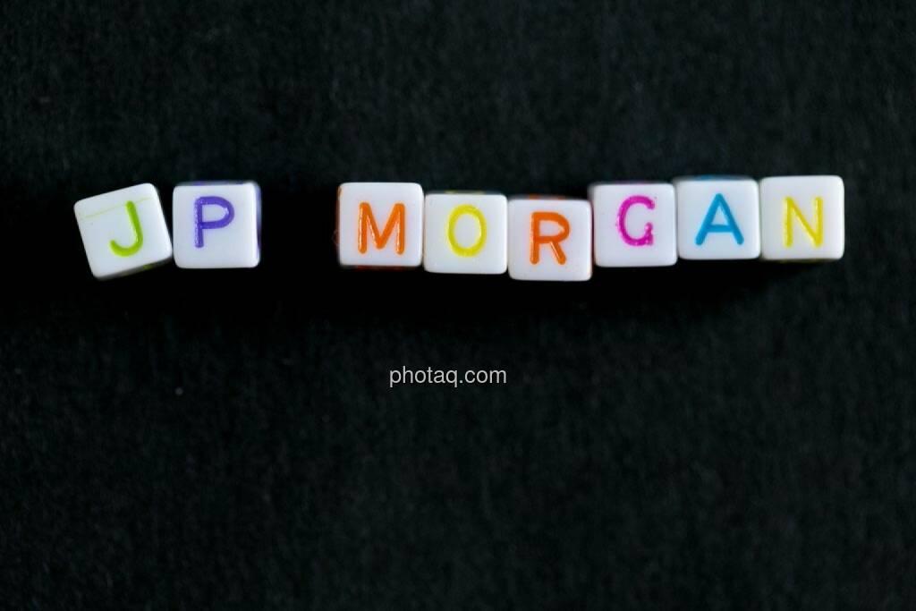 JP Morgan, © finanzmarktfoto.at/Martina Draper (11.06.2014)