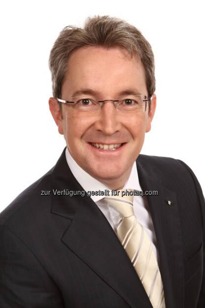 Christoph Obererlacher, CEO Swiss Life Select Österreich, wird zum 1. September 2014 CEO von Swiss Life Select  (c) Aussendung (11.06.2014)