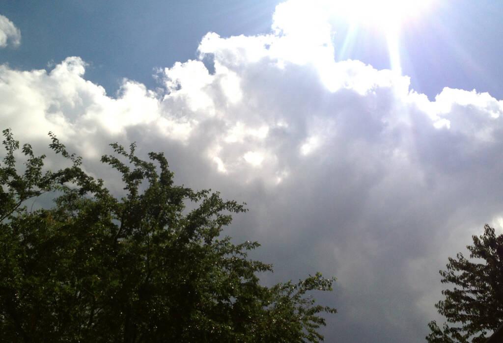Wolken Sonne (14.06.2014)