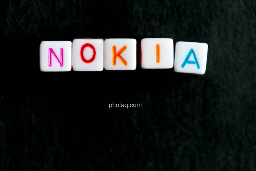 Nokia, © finanzmarktfoto.at/Martina Draper (17.06.2014)