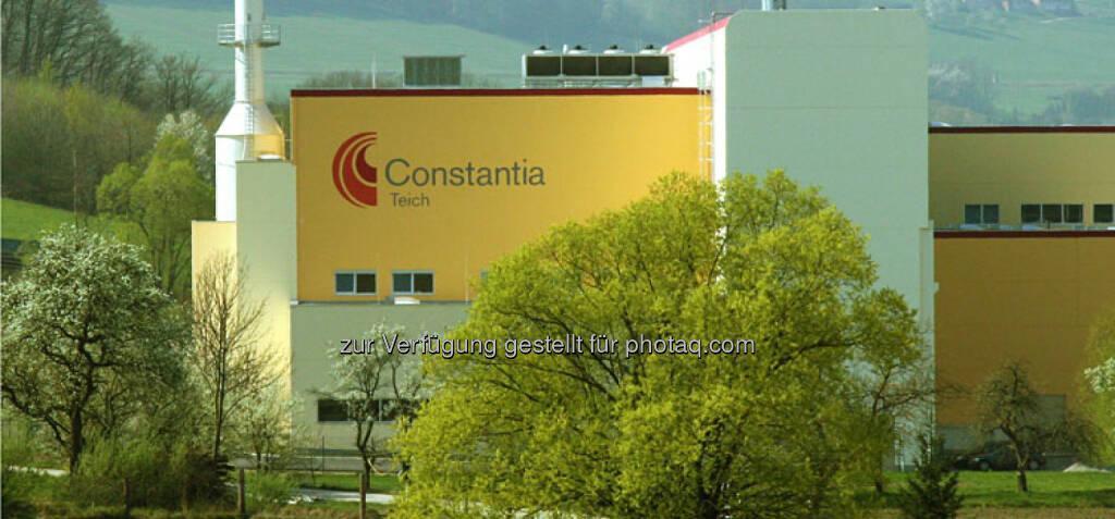 Constantia Flexibles, Constantia Teich (20.06.2014)