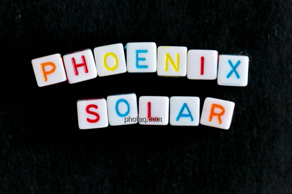 Phoenix Solar, © finanzmarktfoto.at/Martina Draper (20.06.2014)