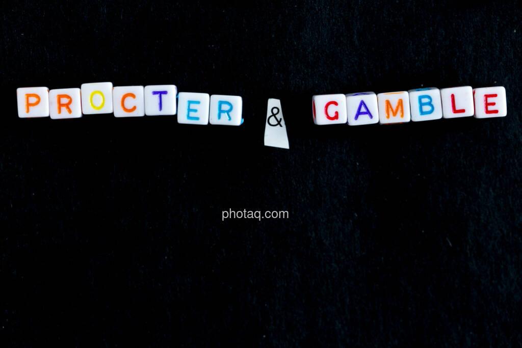 Procter & Gamble, © finanzmarktfoto.at/Martina Draper (20.06.2014)