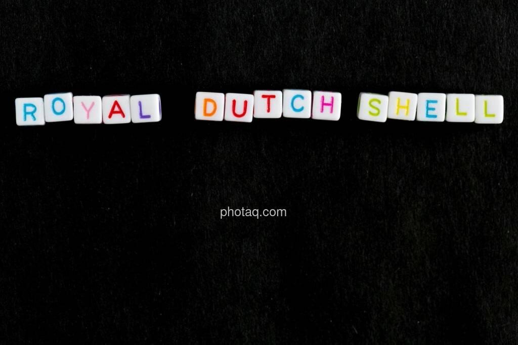 Royal Dutch Shell, © finanzmarktfoto.at/Martina Draper (21.06.2014)