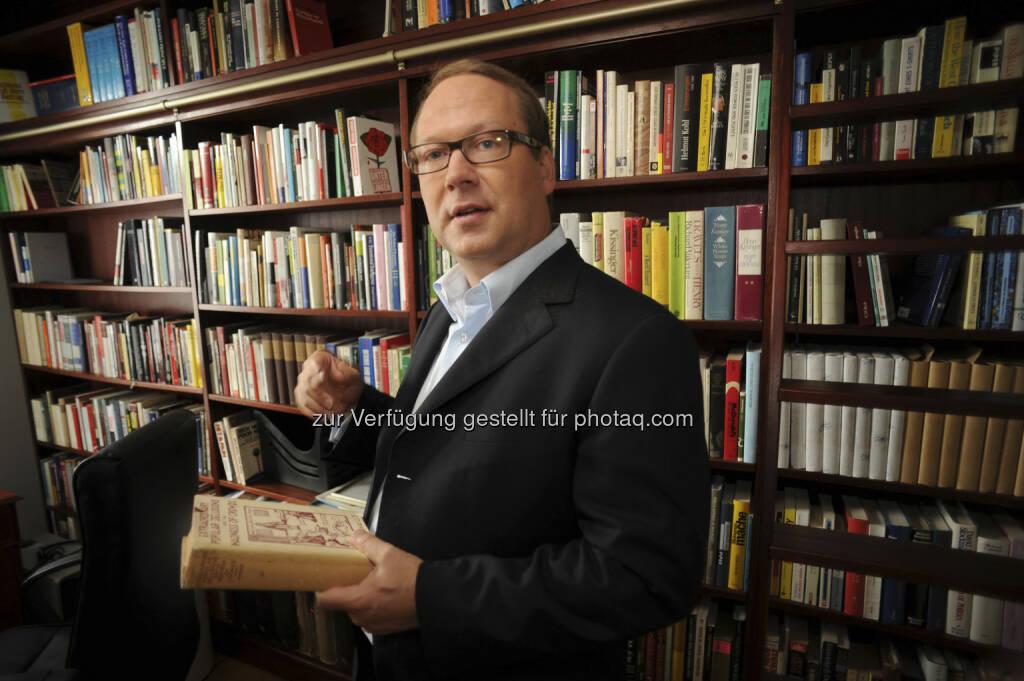 Max Otte, © IFVE Institut für Vermögensentwicklung GmbH (02.01.2013)