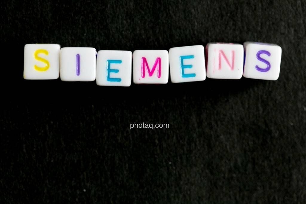 Siemens, © finanzmarktfoto.at/Martina Draper (21.06.2014)