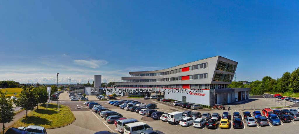 Rosenbauer International AG / Rosenbauer eröffnet modernstes Werk für Feuerwehrfahrzeuge in Leonding,  (Bild: Christian Stummer/Rosenbauer) (23.06.2014)
