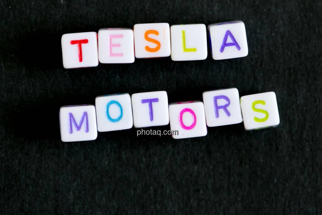 Tesla Motors, © finanzmarktfoto.at/Martina Draper (23.06.2014)