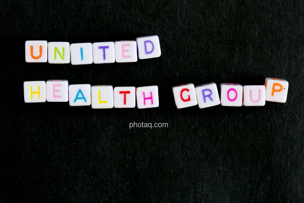 United Health Group, © finanzmarktfoto.at/Martina Draper (23.06.2014)