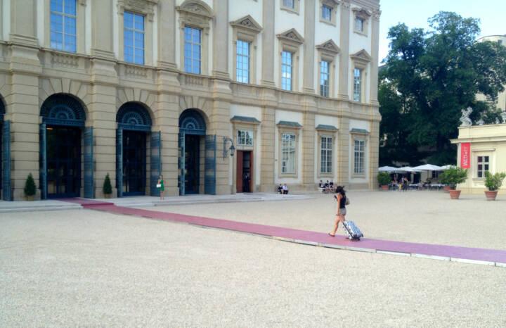 Der Weg Palais Liechtenstein