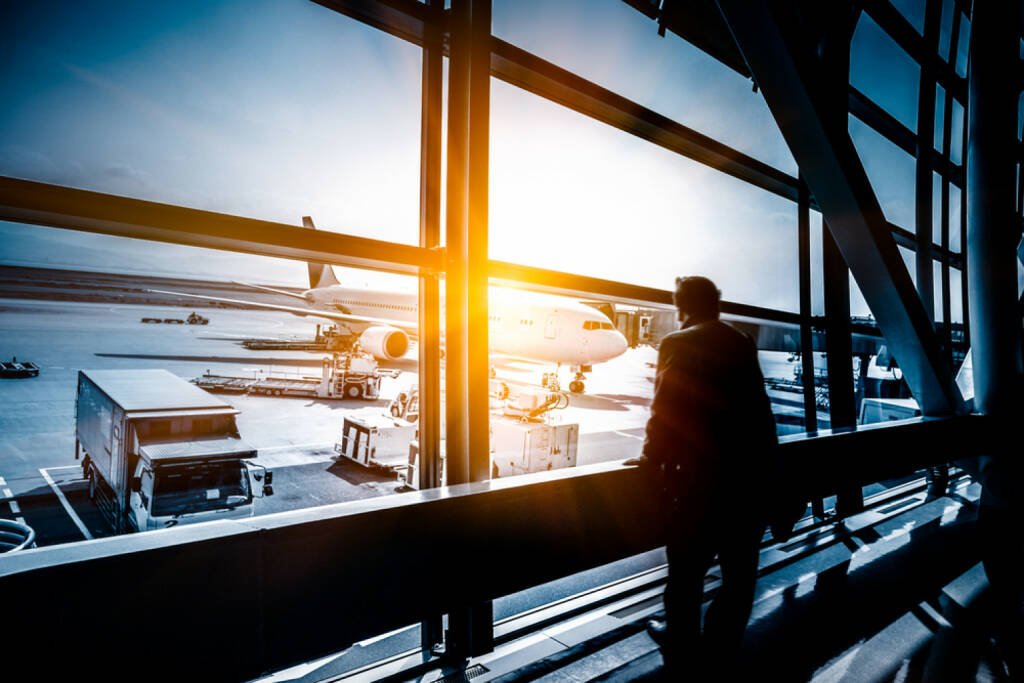 Dienstreise, Expansion - http://www.shutterstock.com/de/pic-134016287/stock-photo-the-business-man-at-the-airport.html (Bild: shutterstock.com) (25.06.2014)