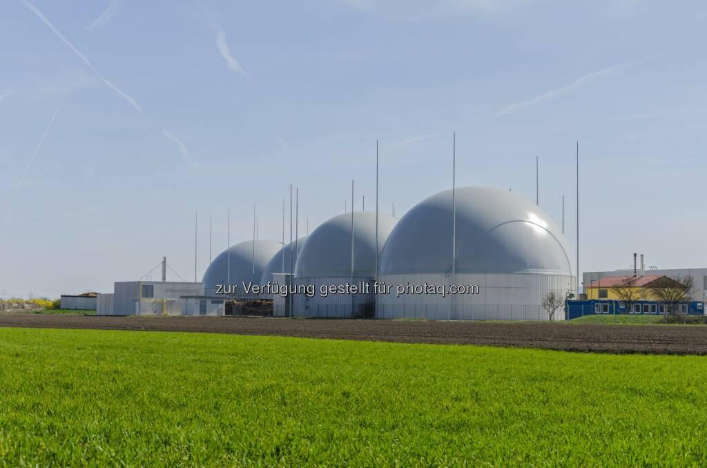 MethaPower Biogas GmbH gewinnt den 'Sustainable Energy Europe Award 2014' - überreicht durch EU-Kommissar Günther Oettinger - im Bild Biogasaufbereitungsanlage Margarethen am Moos (Bild: MethaPower) (26.06.2014)