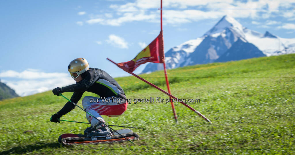 Zell am See-Kaprun: Internationaler Grasski Weltcup zu Gast in Kaprun (27.06.2014)