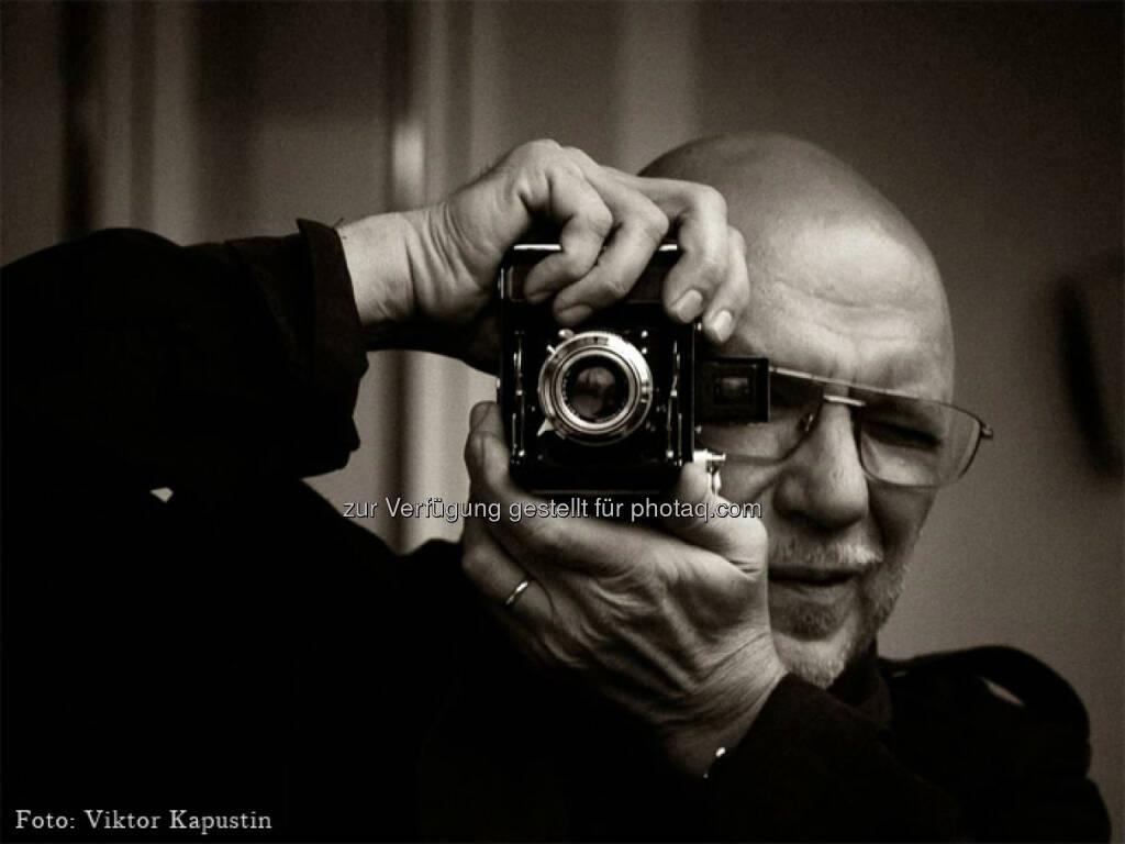 Nogin Michail: Ausstellung Nigonografie von Michail Nogin in der Galerie Merikon (27.06.2014)