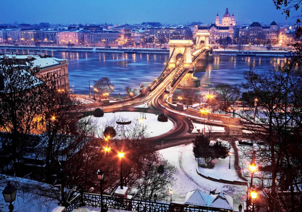 Budapest, Ungarn - http://www.shutterstock.com/de/pic-156995840/stock-photo-budapest-at-night.html (Bild: www.shutterstock.com), © shutterstock.com (30.06.2014)