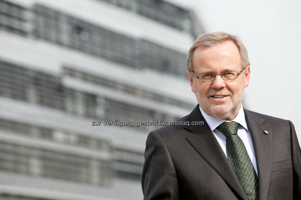 Richard Hagelauer (Rektor JKU) wird nach Ablauf seiner zweiten Funktionsperiode Ende September 2015 für keine weitere Amtszeit als Rektor der Johannes Kepler Universität (JKU) Linz zur Verfügung stehen. (Bild: JKU), © Aussender (01.07.2014)