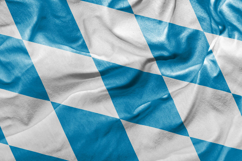 Bayern, Flagge, Blau, Weiss, http://www.shutterstock.com/de/pic-158324261/stock-photo-amazing-flag-of-bavaria-state-in-germany-europe.html (Bild: shutterstock.com) (04.07.2014)