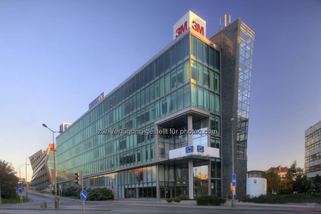Per 31. Dezember 2012 hat die Immofinanz Group das in Prag gelegene Bürogebäude BB Centrum Building C an den VIG FUND veräußert (c) Passerinvest Group (07.01.2013)