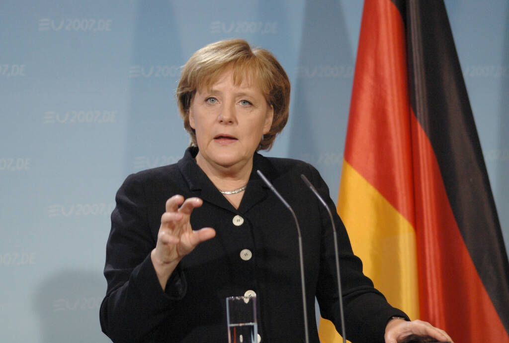 Angela Merkel, Kanzlerin, Deutschland, http://www.shutterstock.com/gallery-320989p1.html?cr=00&pl=edit-00 (Bild: 360b / Shutterstock.com) (05.07.2014)