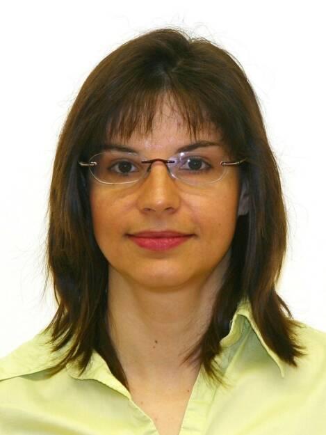 Sanochemia: Beate Kälz wurde Ende Dezember zur neuen Werksdirektorin in Neufeld ernannt (c) Sanochemia (08.01.2013)
