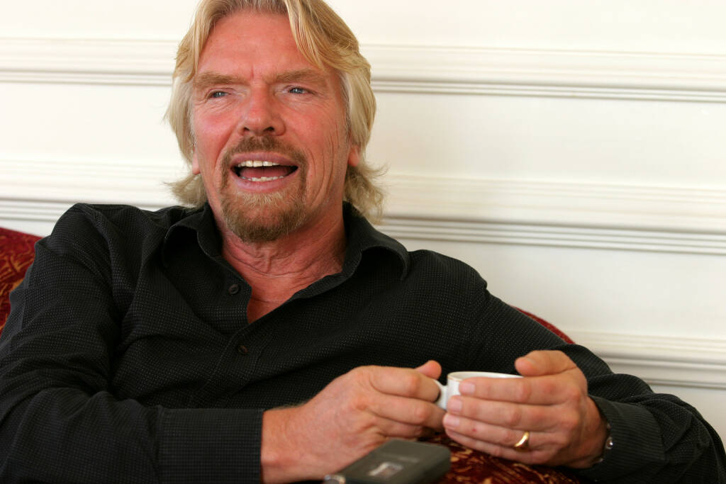 Sir Richard Branson, Virgin <a href=http://www.shutterstock.com/gallery-870892p1.html?cr=00&pl=edit-00>Prometheus72</a> / <a href=http://www.shutterstock.com/?cr=00&pl=edit-00>Shutterstock.com</a> (06.07.2014)