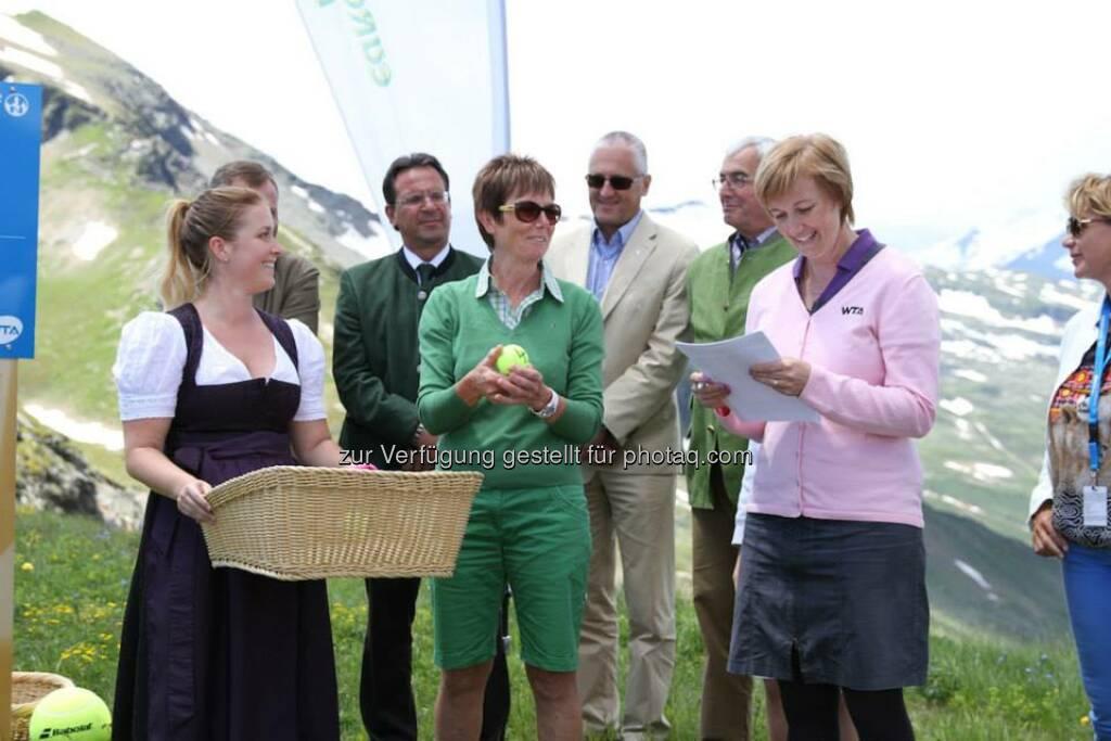 Annemarie Moser-Pröll (06.07.2014)