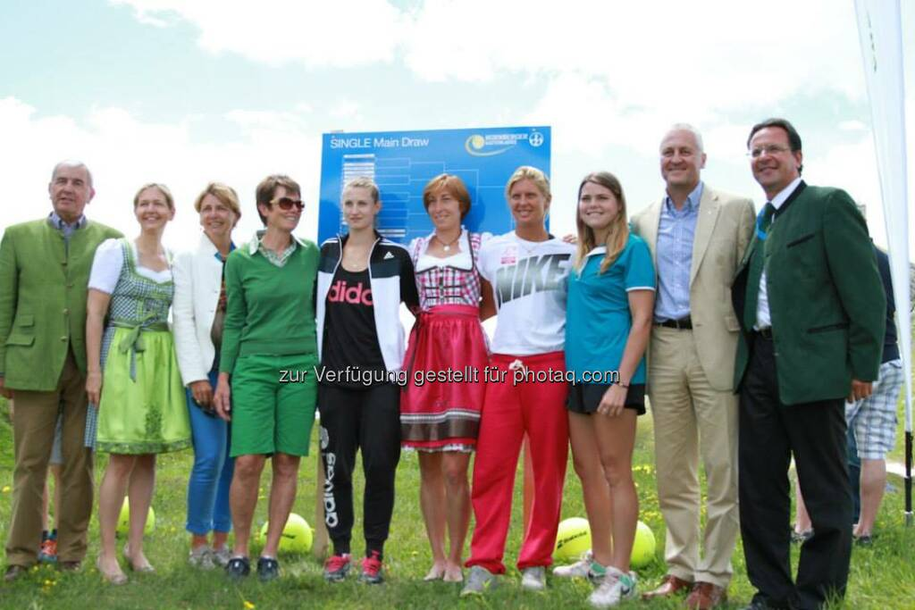 Nürnberger Gastein Ladies: mehr unter https://www.facebook.com/GasteinLadies (06.07.2014)