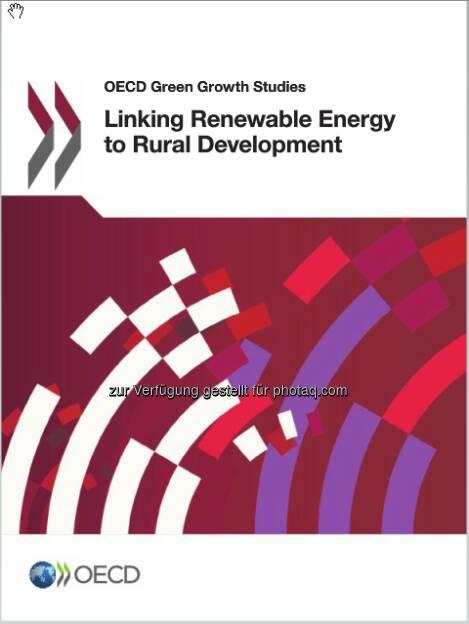 Wasser marsch! 20 Prozent des weltweit generierten Stroms stammen aus erneuerbaren Energien. 84 Prozent davon werden mithilfe von Wasserkraft produziert. PDF unter http://www.oecd-ilibrary.org/urban-rural-and-regional-development/linking-renewable-energy-to-rural-development_9789264180444-en, © OECD (08.01.2013)