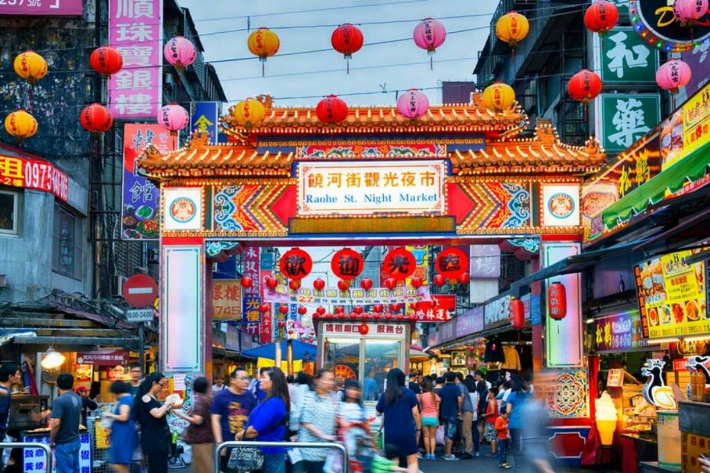 Taipei, Taiwan, Straße, Einkaufsstraße, einkaufen, Markt, Konsum, <a href=http://www.shutterstock.com/gallery-296584p1.html?cr=00&pl=edit-00>r.nagy</a> / <a href=http://www.shutterstock.com/?cr=00&pl=edit-00>Shutterstock.com</a> r.nagy / Shutterstock.com, © (www.shutterstock.com) (07.07.2014)