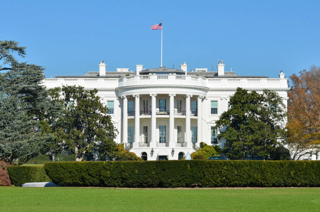 Washington, DC, USA, Weisses Haus, http://www.shutterstock.com/de/pic-119809810/stock-photo-the-white-house-washington-dc-united-states.html , © (www.shutterstock.com) (07.07.2014)