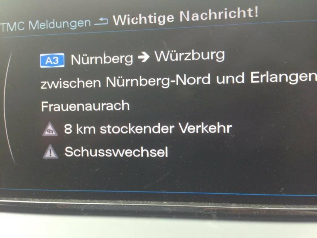Schusswechsel? (10.07.2014)