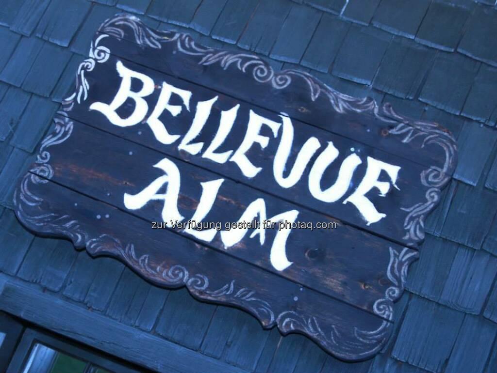 Bellevue Alm mehr unter https://www.facebook.com/GasteinLadies, &copy;  <a href=