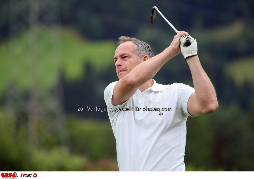 Uwe Zisser. Photo: GEPA pictures/ Christian Walgram (12.07.2014)