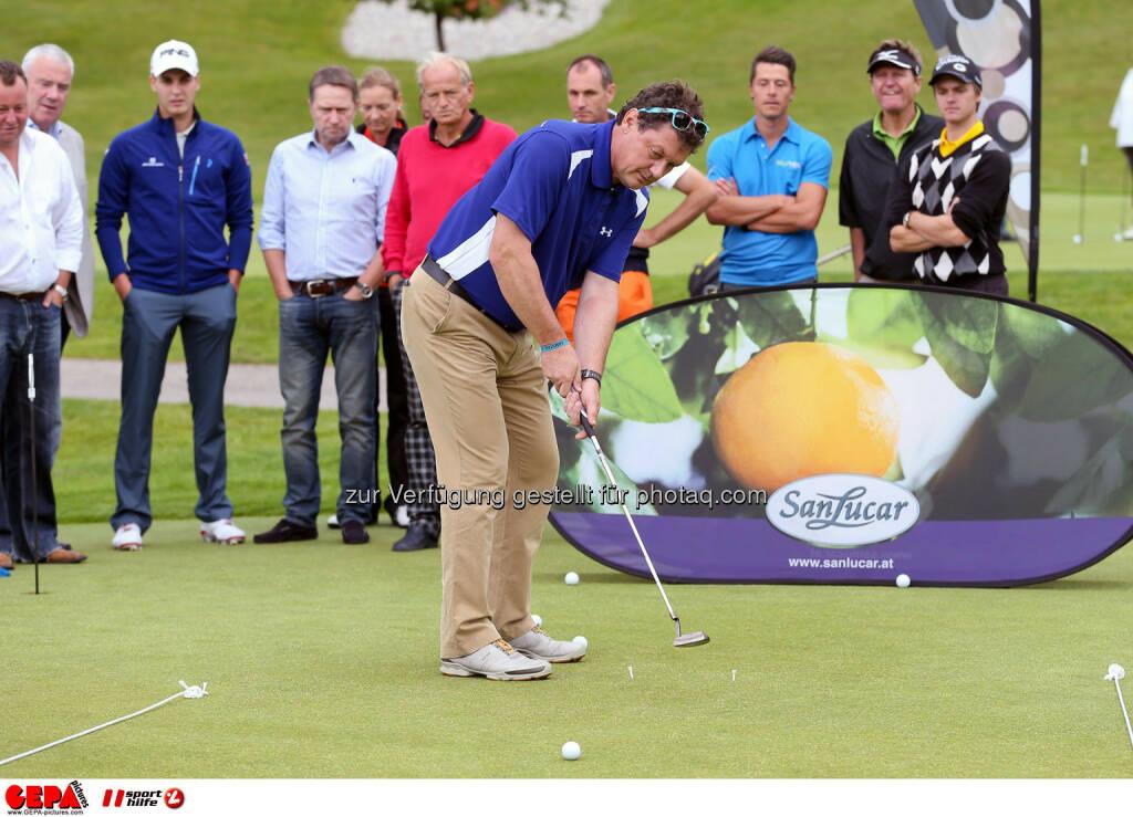 Raimund Fabi (Sporthilfe). Photo: GEPA pictures/ Christian Walgram (12.07.2014)
