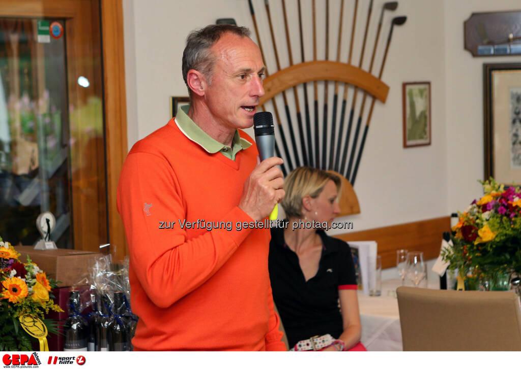 Anton Schutti (Sporthilfe). Photo: GEPA pictures/ Christian Walgram (12.07.2014)