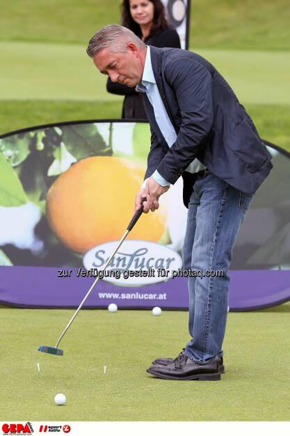 Alexander Thaller (San Lucar). Photo: GEPA pictures/ Christian Walgram (12.07.2014)