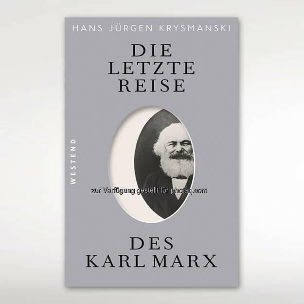 Die letzte Reise des Karl Marx, Hans Jürgen Krysmanski - Ein Muss (und Genuss) für alle, die sich für Karl Marx interessieren - Zu Beginn des Jahres 1882 reist Karl Marx, um die Folgen diverser Krankheiten zu lindern, über Paris, Marseille und Algier nach Monte Carlo, wo er für einige Wochen in die Kasinobourgeoisie eintaucht und ihr Milieu studiert. Von Marx-Biographen bisher weitgehend unbeachtet, zeigt Hans Jürgen Krysmanski die Bedeutung dieser letzten Reise – nicht zuletzt auch für das Verständnis des Werks von Karl Marx. (14.07.2014)