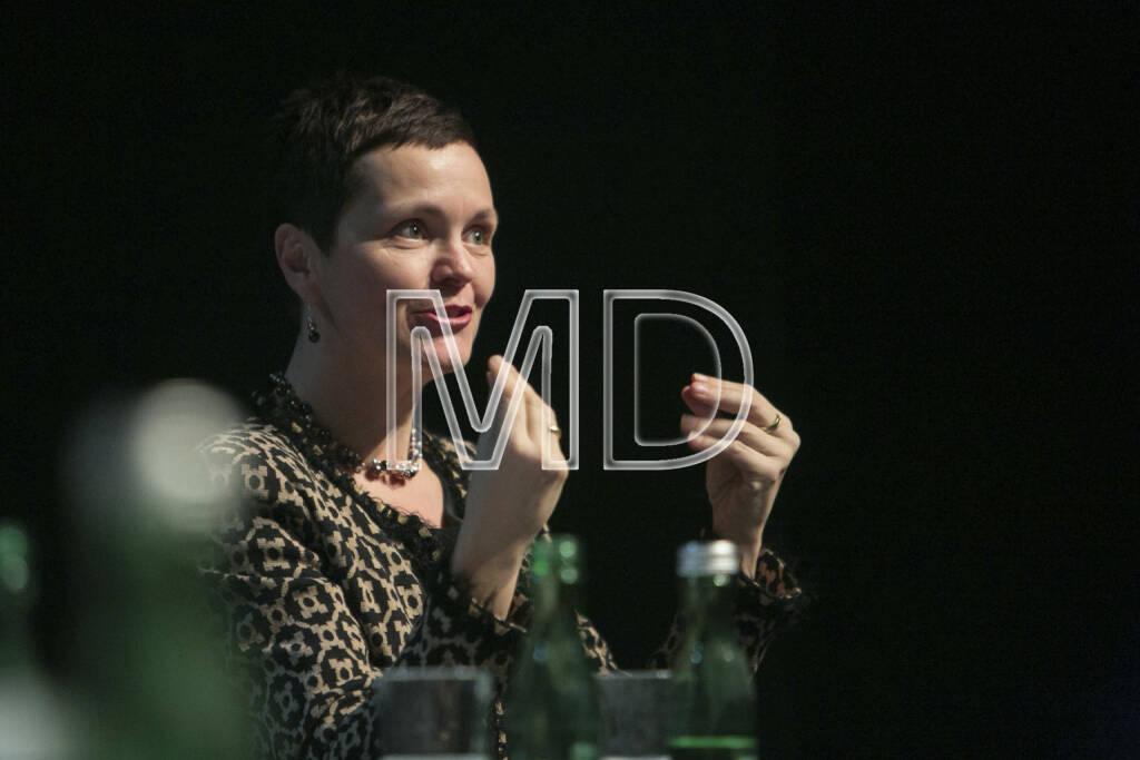 Cornelia Dankl (Nachhaltigkeitsbeauftragte der Bonus Vorsorgekasse AG), © Martina Draper (11.01.2013)