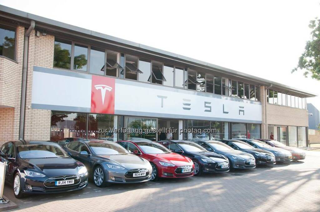 West London is now open. See what Tesla locations are nearest you & drive Model S: www.teslamotors.com/findus/stores  Source: http://facebook.com/teslamotors, © Aussender (26.07.2014)