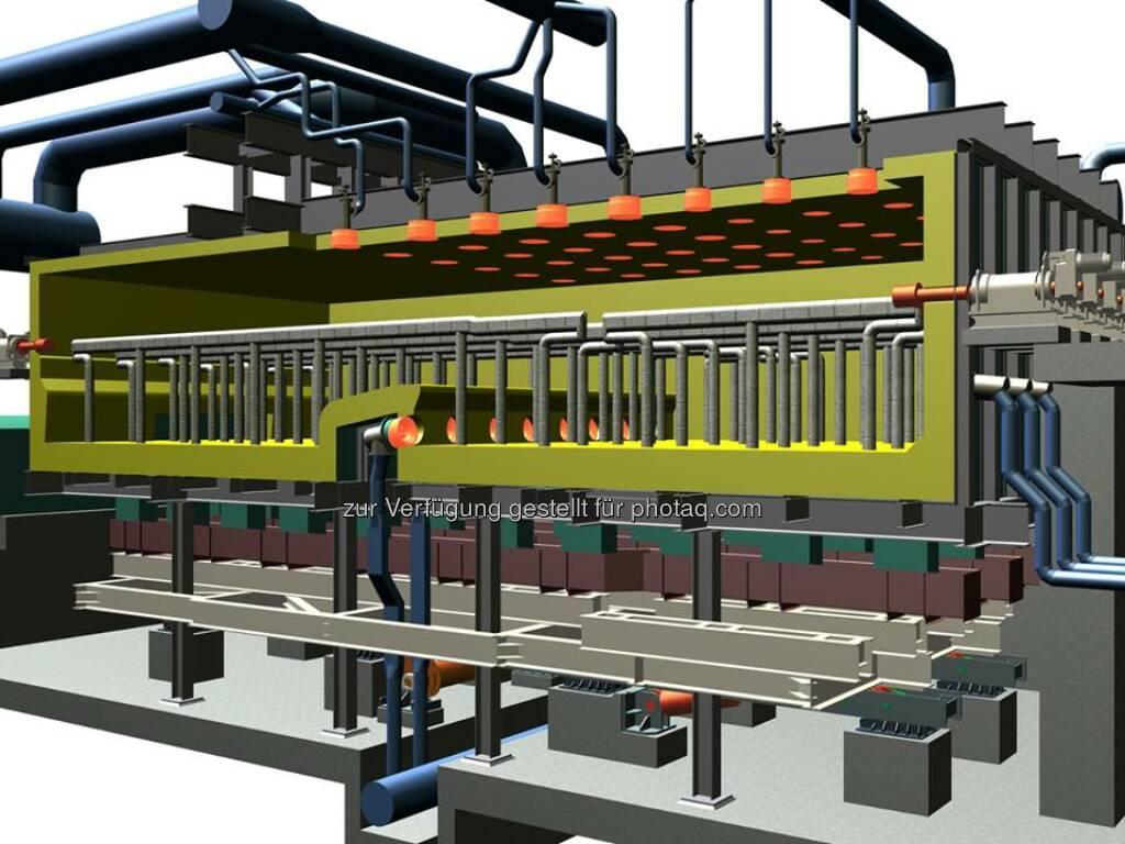Die voestalpine Schienen GmbH in Donawitz investiert in einen neuen Ofen zur Vorblockerwärmung. Durch den Einsatz modernster Technologie werden Performance und #Energieeffizienz erhöht. http://bit.ly/1twJmbx  Source: http://facebook.com/voestalpine, © Aussender (31.07.2014)
