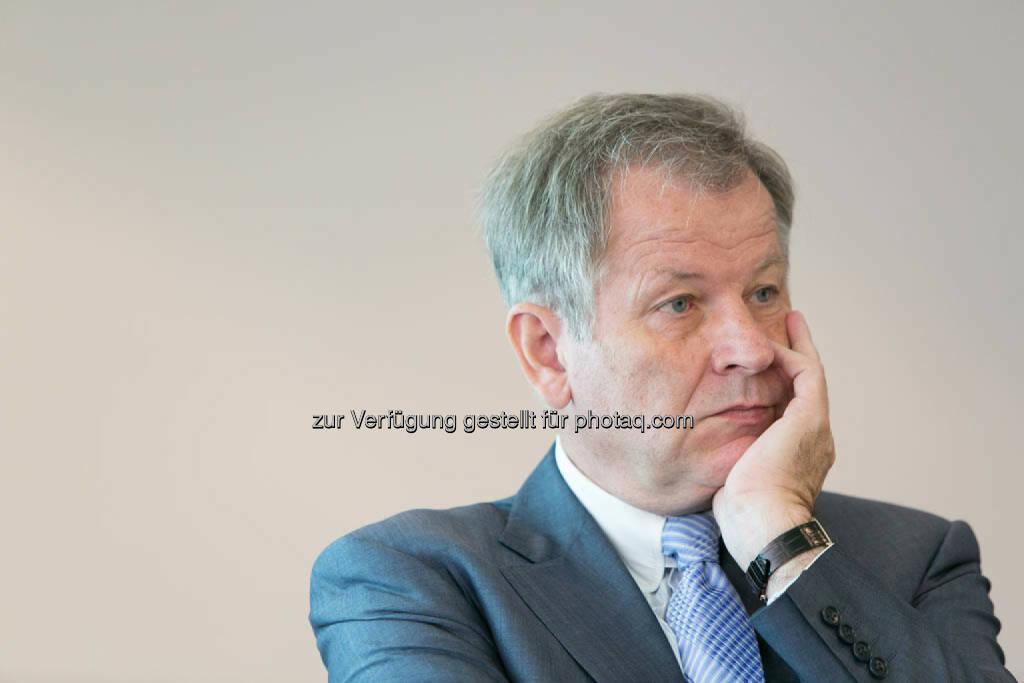 Eduard Zehetner (CEO Immofinanz), © Immofinanz Group/Martina Draper (04.08.2014)