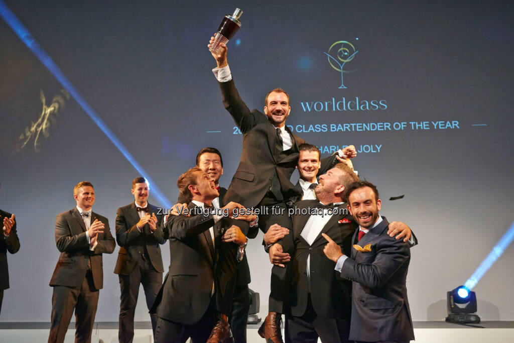 Diageo Deutschland GmbH: Der Weltmeister der Barkeeper 2014 steht fest: Charles Joly aus den USA gewinnt Diageo Reserve World Class Global Finals in London., © Aussender (04.08.2014)