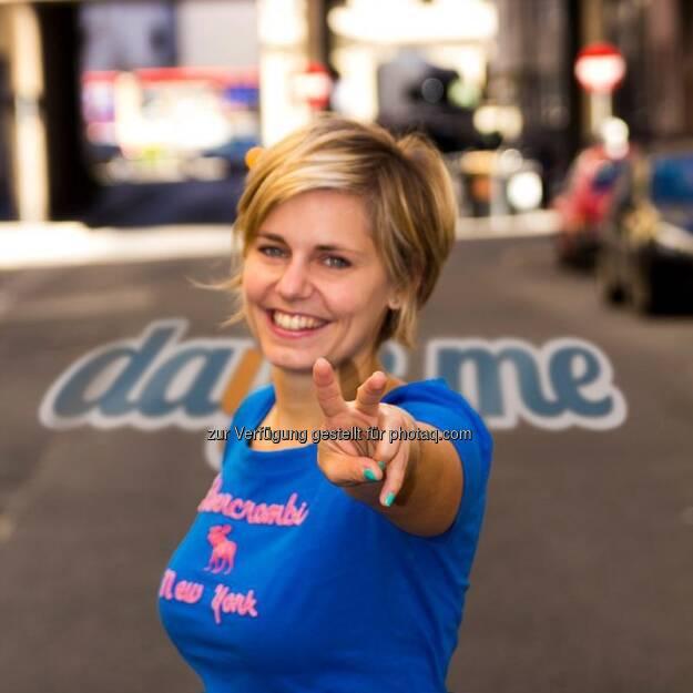 www.dayte.me - eine neue Datingplattform geht an den Start; hat natürlich auch etwas mit Menschen zu tun (15.01.2013)