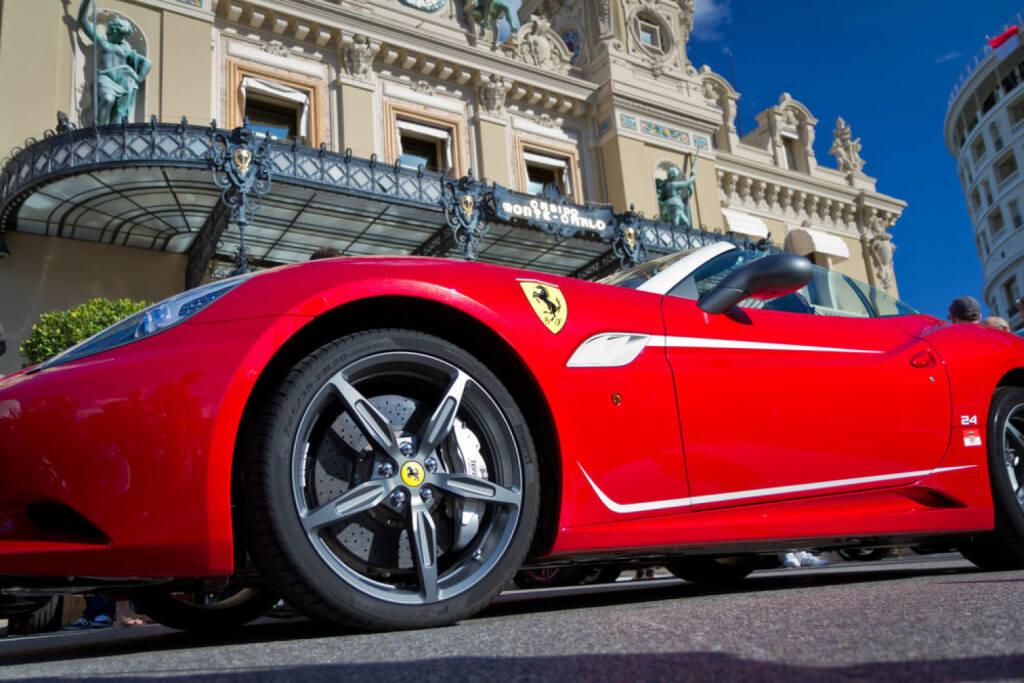 Ferrari, Monte Carlo, Monaco, <a href=http://www.shutterstock.com/gallery-1290538p1.html?cr=00&pl=edit-00>ZRyzner</a> / <a href=http://www.shutterstock.com/?cr=00&pl=edit-00>Shutterstock.com</a> , ZRyzner / Shutterstock.com, © shutterstock.com (04.08.2014)